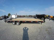 Gooseneck Deck Over Trailer Located in TN In Stock