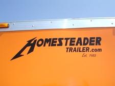 Homesteader EZ Rider Enclosed Trailer