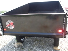 6X10 LB Homesteader Dump Trailer