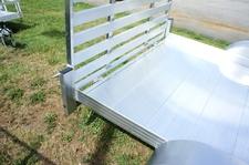 Homesteader 6 X 10 Aluminum Trailer