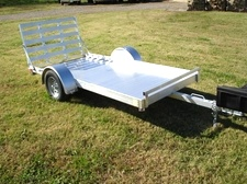 Aluminum  Trailer 5 x 10    Best Quality and Value