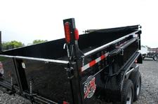 Dump Trailer 7 X 12 Equipment Hauling Pkg