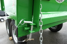 Homesteader 6 X 10 LB Dump Trailer New