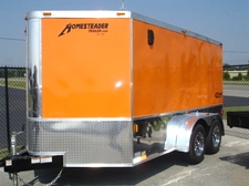 Homesteader EZ Rider Enclosed Trailer