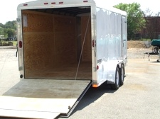 Challanger Enclosed Cargo Trailer 865-984-4003