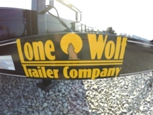 Lone Wolf Heavy Duty 10K Equipment Trailer
