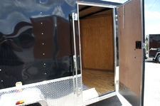 Homesteader Enclosed Trailer Ramp Door Pkg