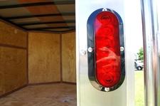 Homesteader Enclosed Trailer Ramp Door Pkg
