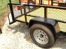 6 x 10 Trailer Mesh Inside Rails  15