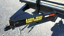 2015 Lone Wolf Atv Golf Car Bumper Pull Trailer