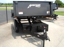 Homesteader Dump Trailer 6X10 MB
