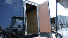 8.5 X 20  Wide Hercules Homesteader Enclosed Equipment Trailer In Stock Ready to Go