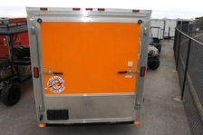 Homesteader 6 X 12 PS Patriot Enclosed Trailer